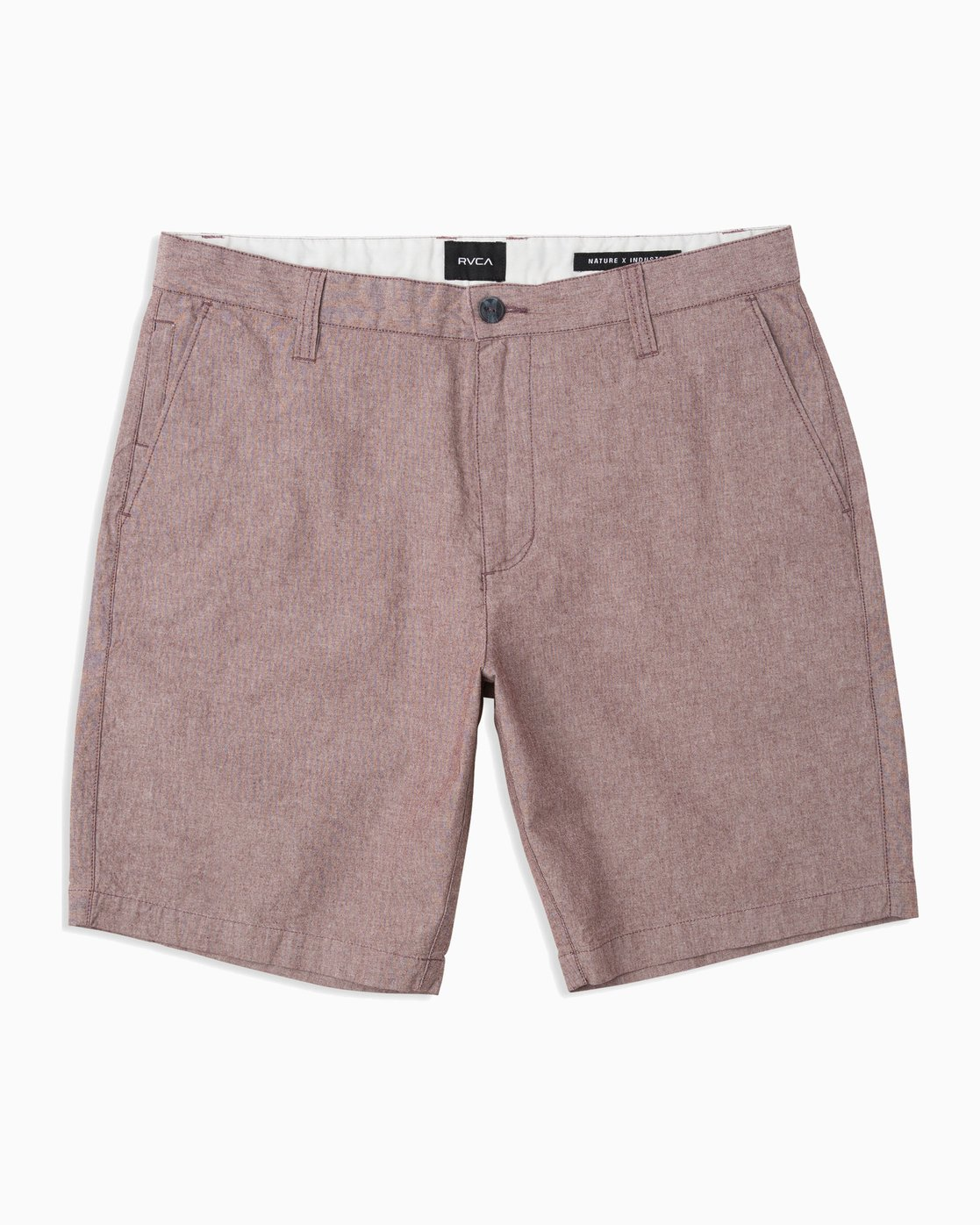 0 Boy's That'll Walk Oxford Short Red B210TRTW RVCA
