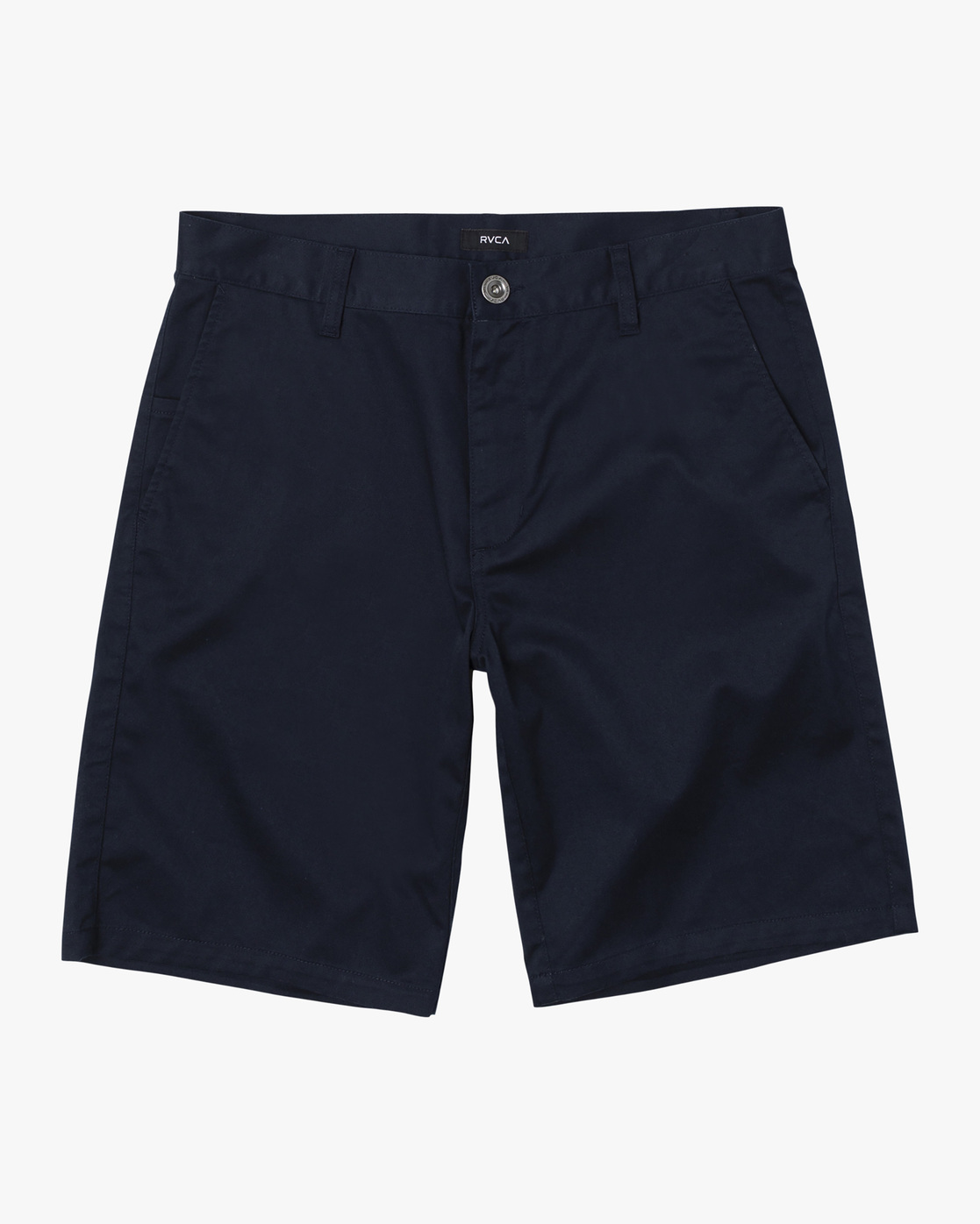 0 BOYS WEEKDAY STRETCH SHORT Blue B240TRWD RVCA