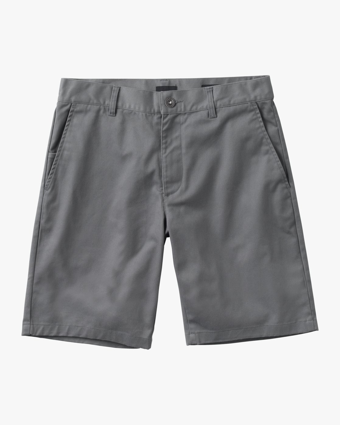 1 Boys Weekday Stretch Short Grey B240TRWD RVCA