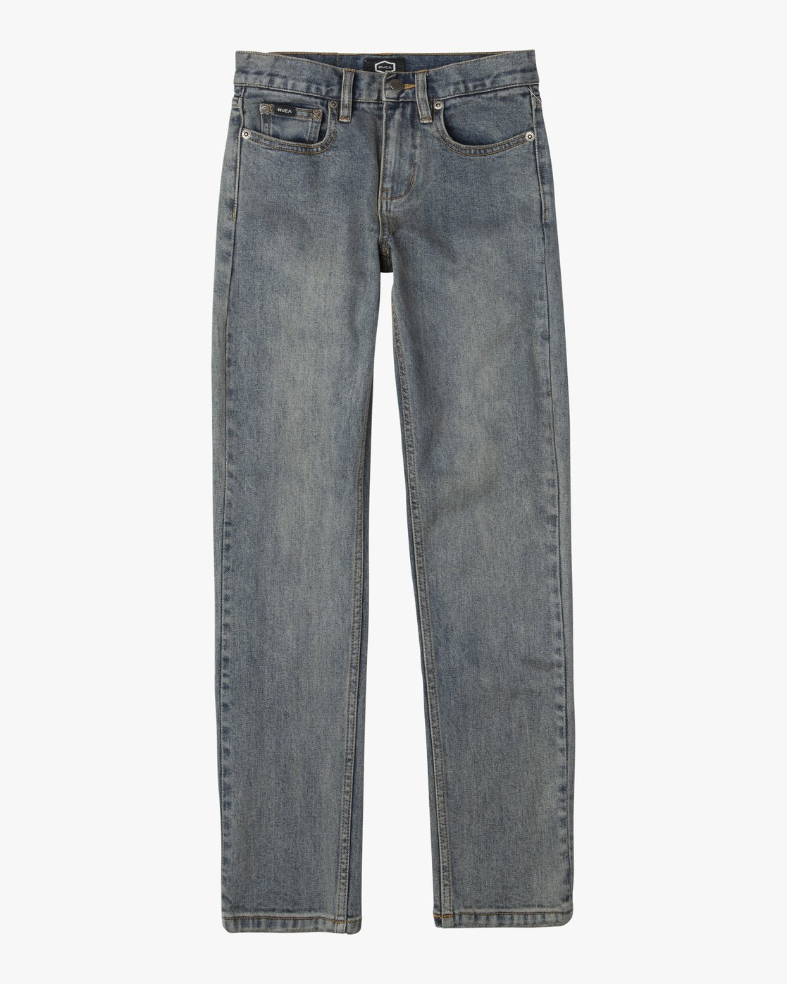 6 Boy's Daggers Denim Blue B303VRDA RVCA