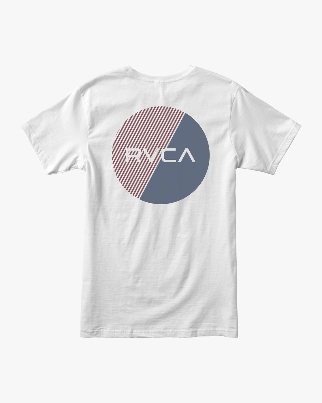 0 Boy's Blind Motors T-Shirt White B401URBM RVCA