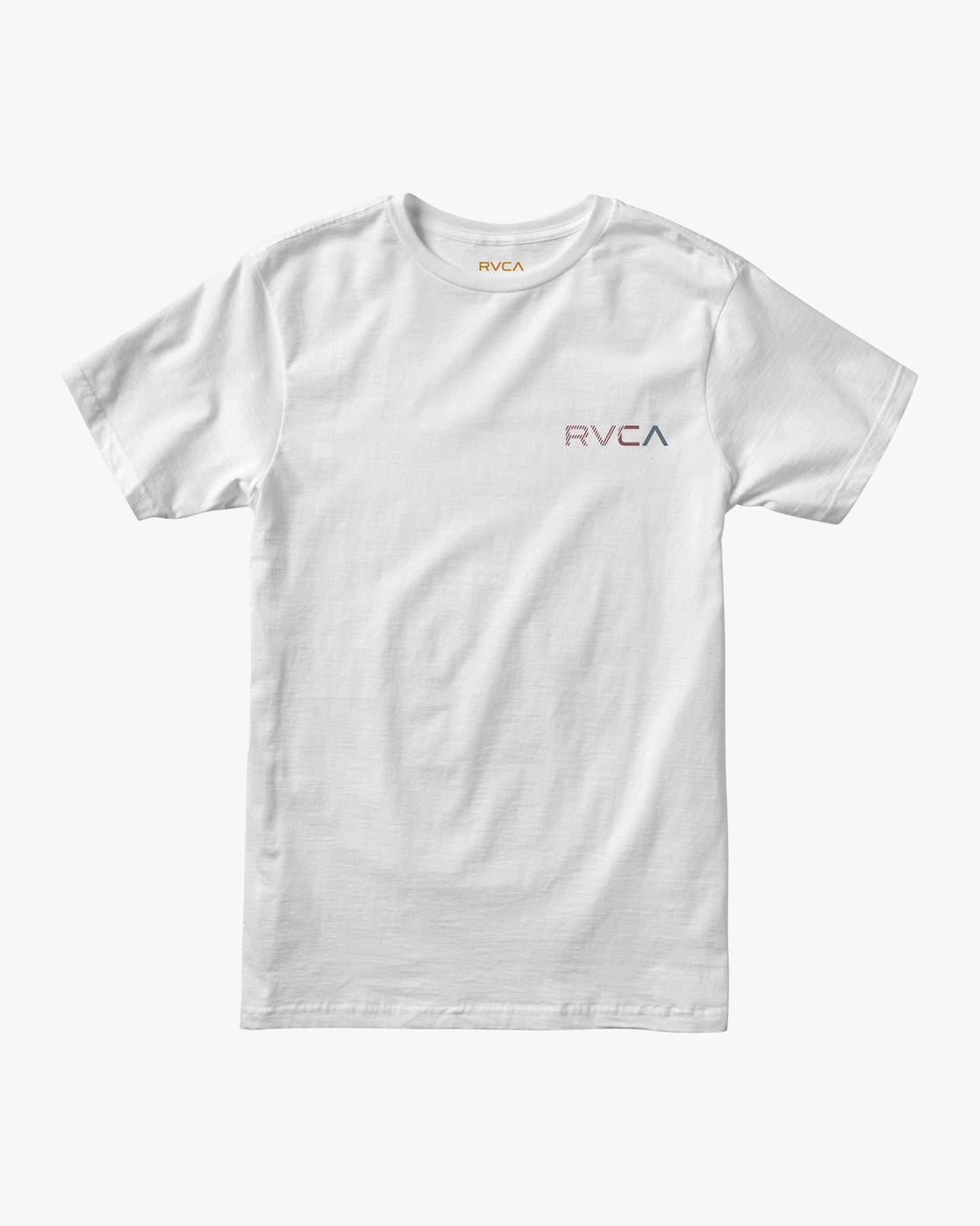 1 Boy's Blind Motors T-Shirt White B401URBM RVCA