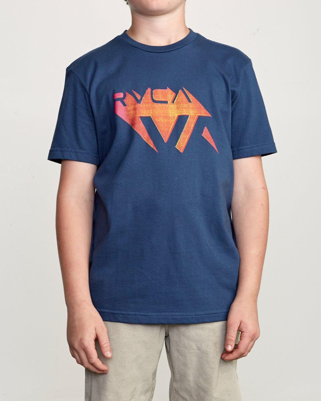 1 Boy's 3D VA T-Shirt  B401URDV RVCA