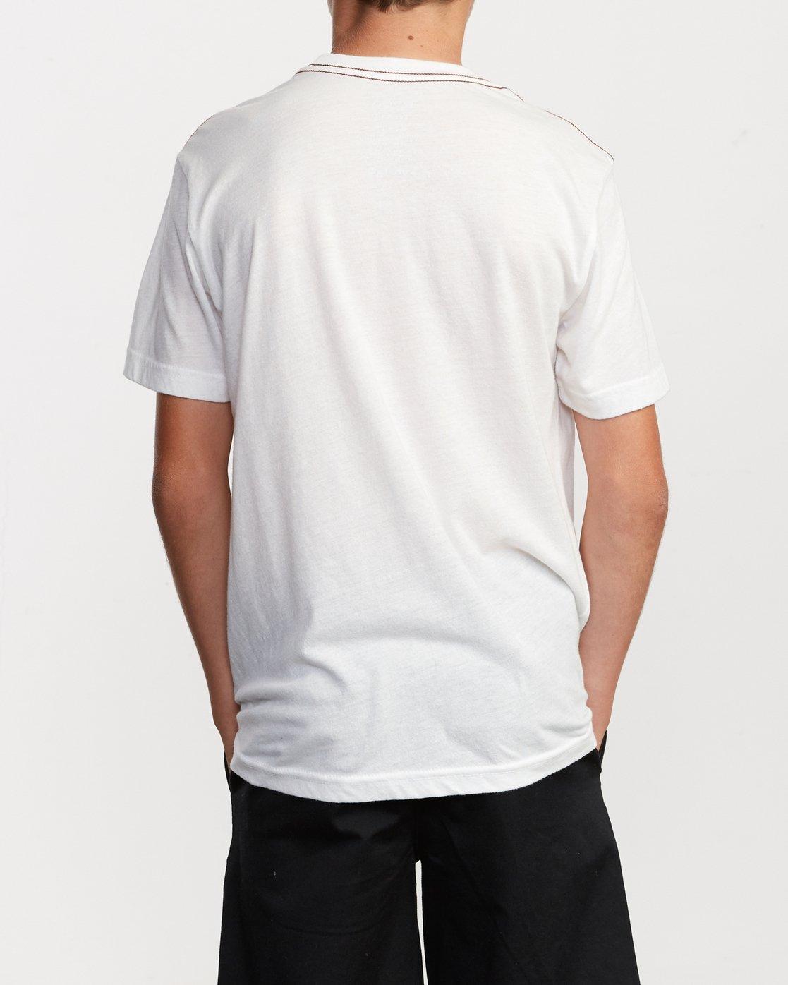 3 Boy's Big Glitch T-Shirt  B409VRBG RVCA