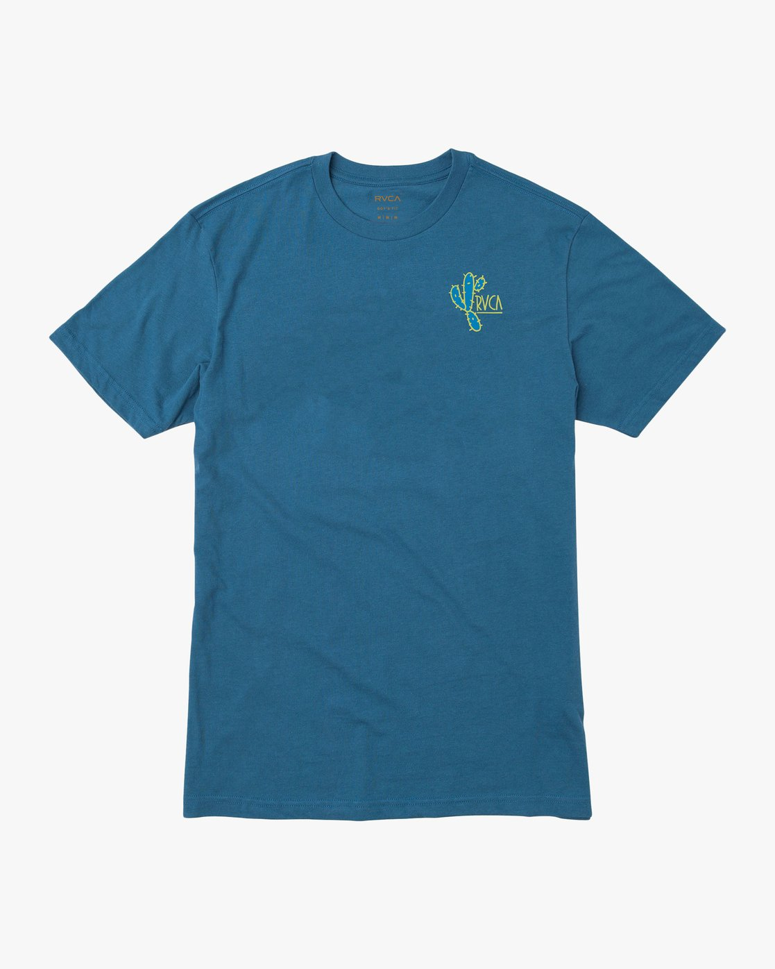1 Boy's Spiked T-Shirt Blue B410QRSP RVCA