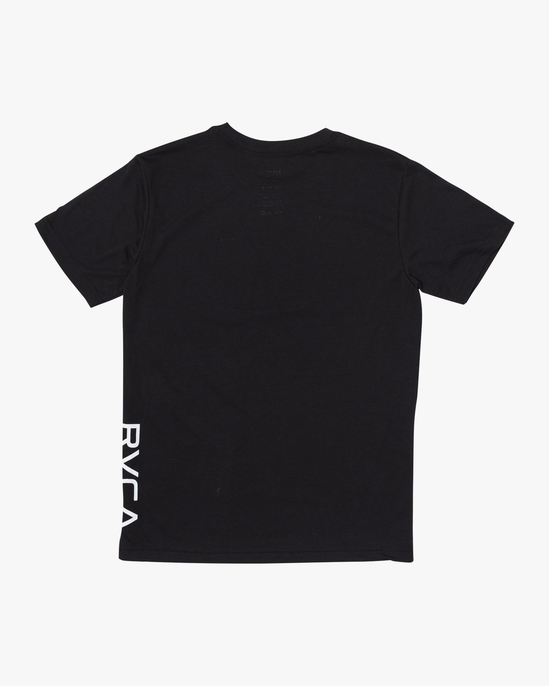 1 VA RVCA SHORT SLEEVE T-SHIRT Black B4163RVA RVCA