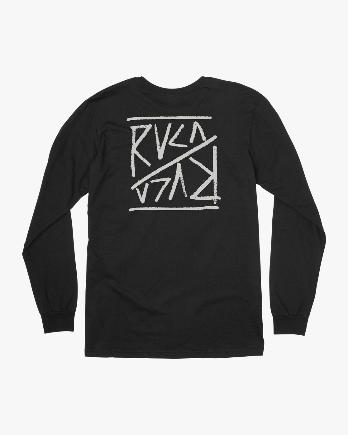 0 Boy's Flipped Long Sleeve T-Shirt  B451TRFL RVCA