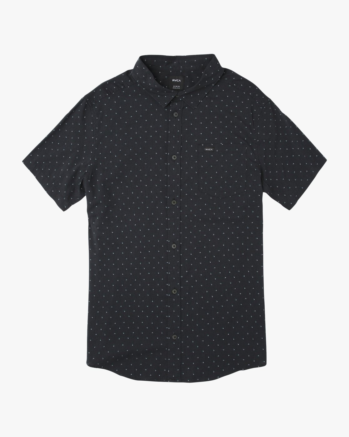 0 Boy's Legacy Button-Up Shirt  B501SRLE RVCA