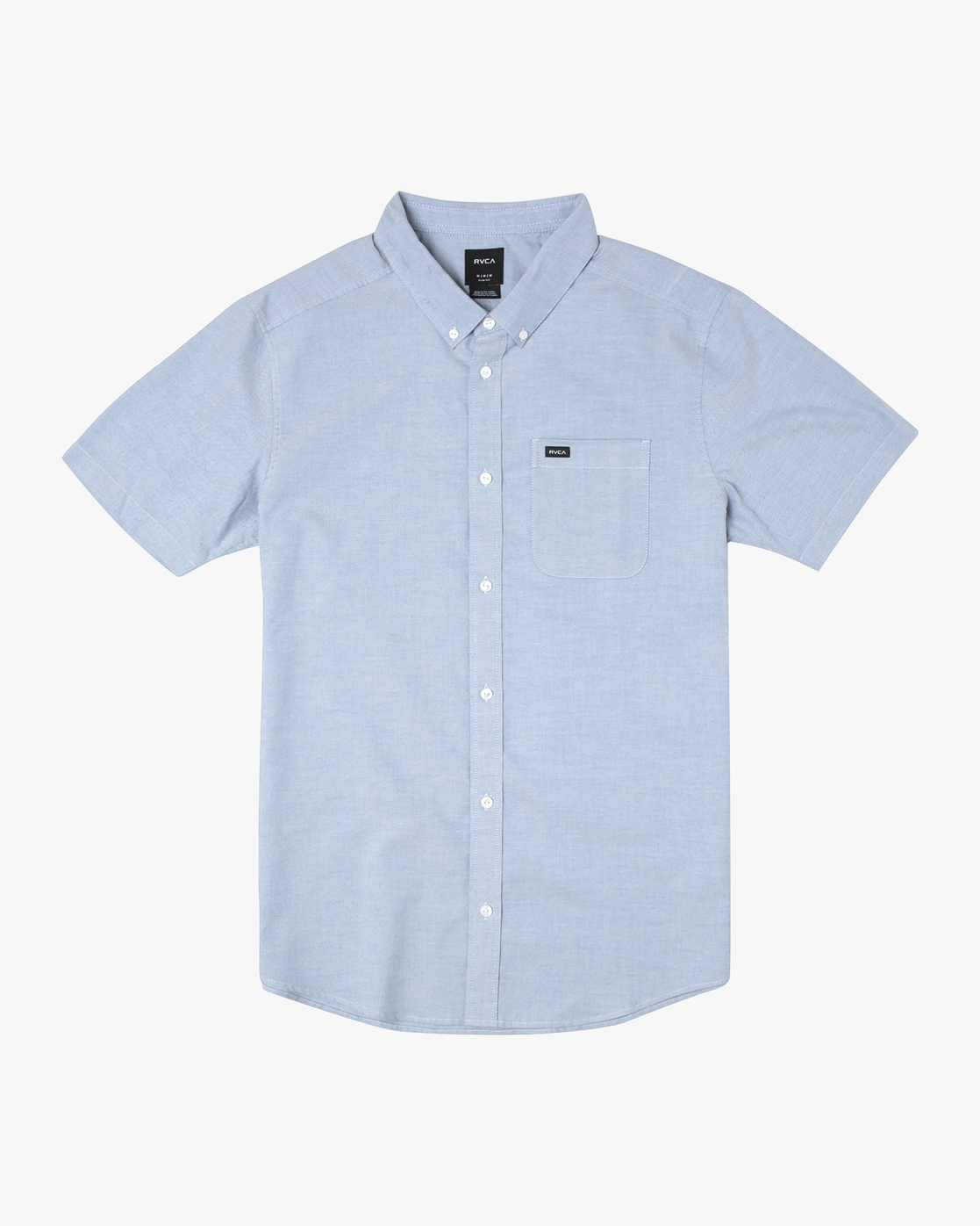 0 BOYS THATLL DO STRETCH SHORT SLEEVE SHIRT Blue B525TRTS RVCA