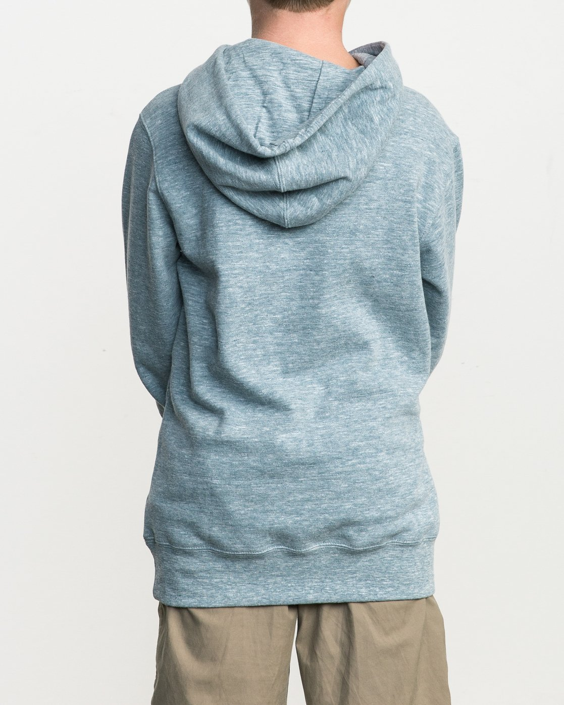 3 Boy's Fill All The Way Hoodie  B606SRPB RVCA