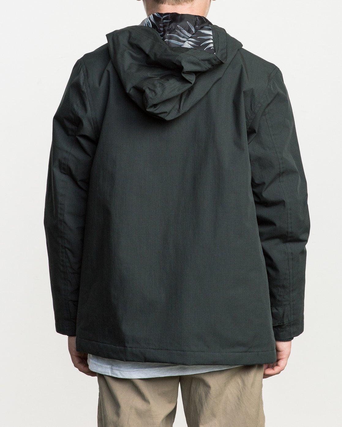 4 Boy's Puffer Parka Jacket  B702SRPP RVCA