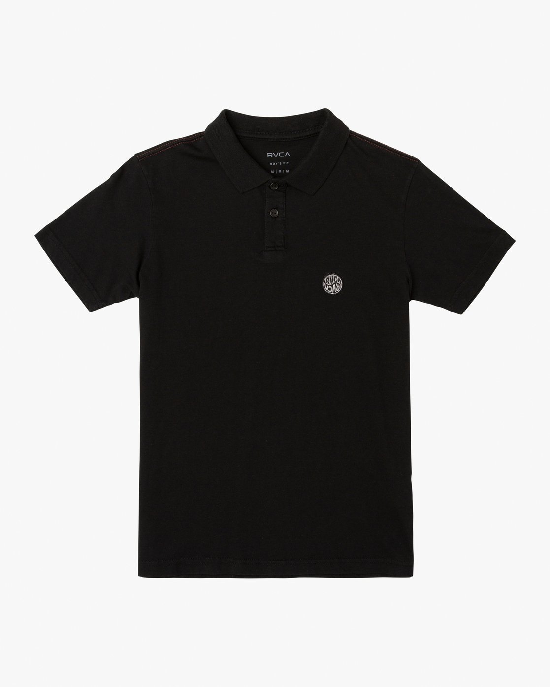 0 Boy's Delancy Polo Shirt  B908VRPP RVCA