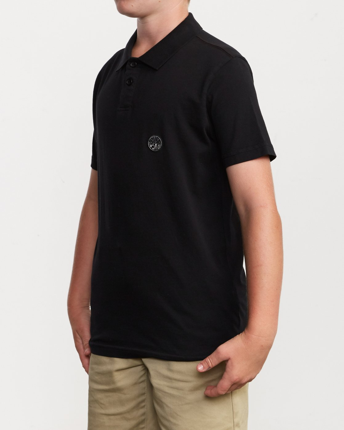 2 Boy's Delancy Polo Shirt  B908VRPP RVCA