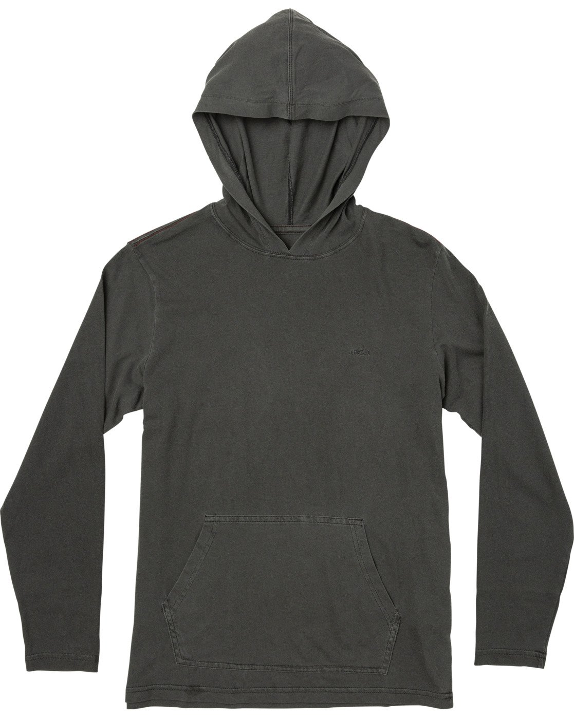 0 Boys PTC PIGMENT KNIT HOODIE Black B9151RPH RVCA