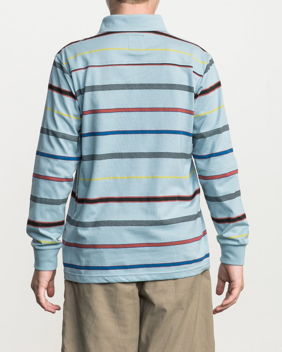 3 Boy's Sure Thing Striped Polo  B952SRSP RVCA