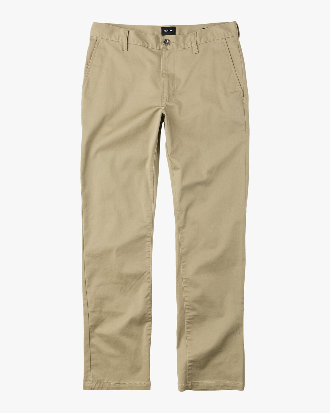 5 Weekend Stretch  - Trousers Green F1PTRARVF7 RVCA