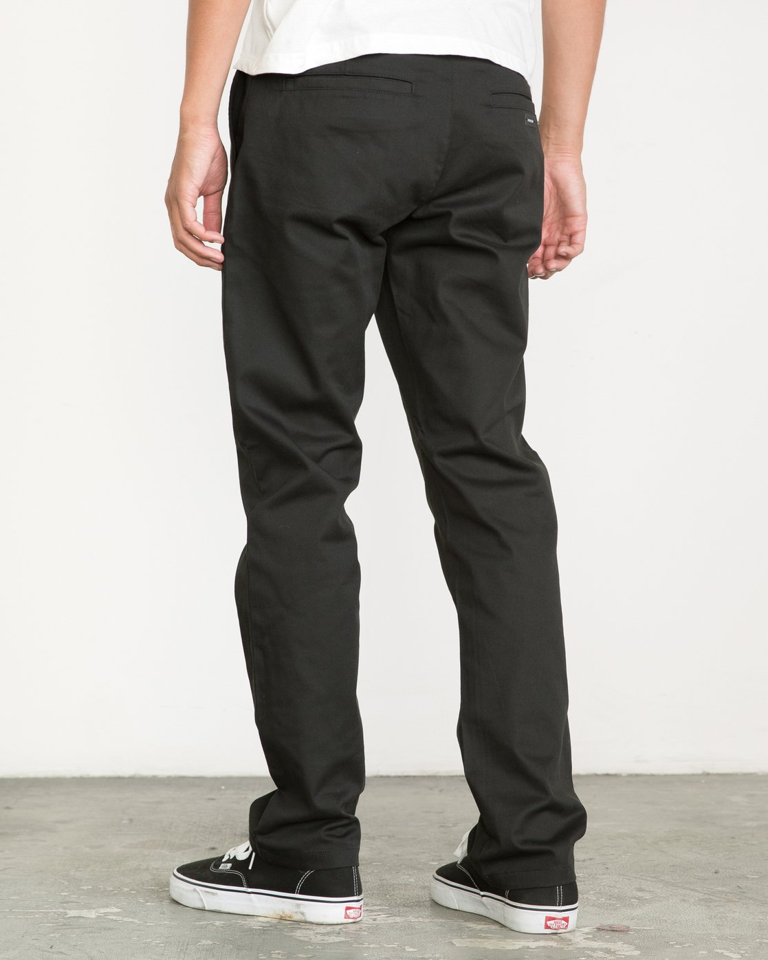 2 Weekend Stretch  - Trousers Black F1PTRARVF7 RVCA