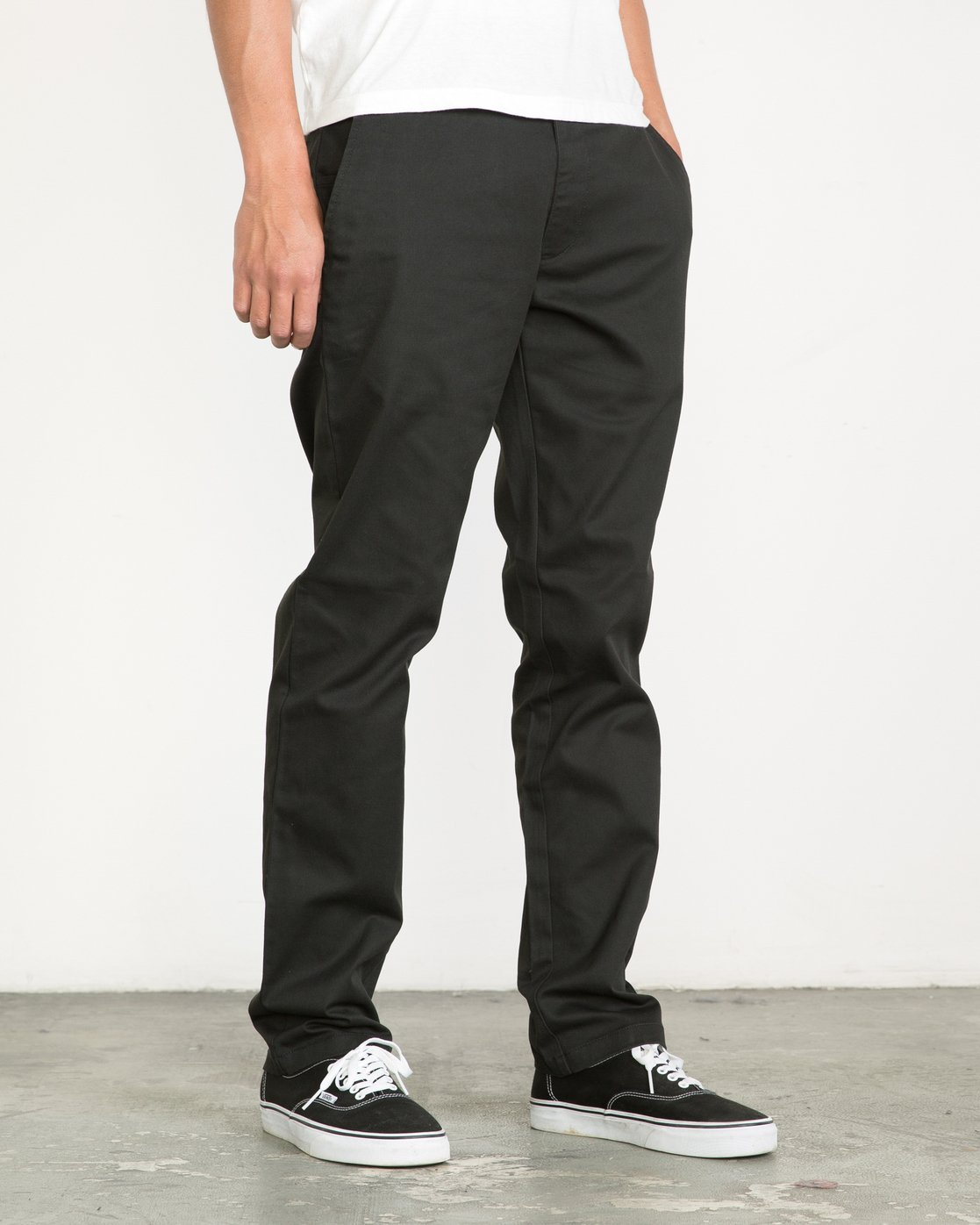 5 Weekend Stretch  - Trousers Black F1PTRARVF7 RVCA