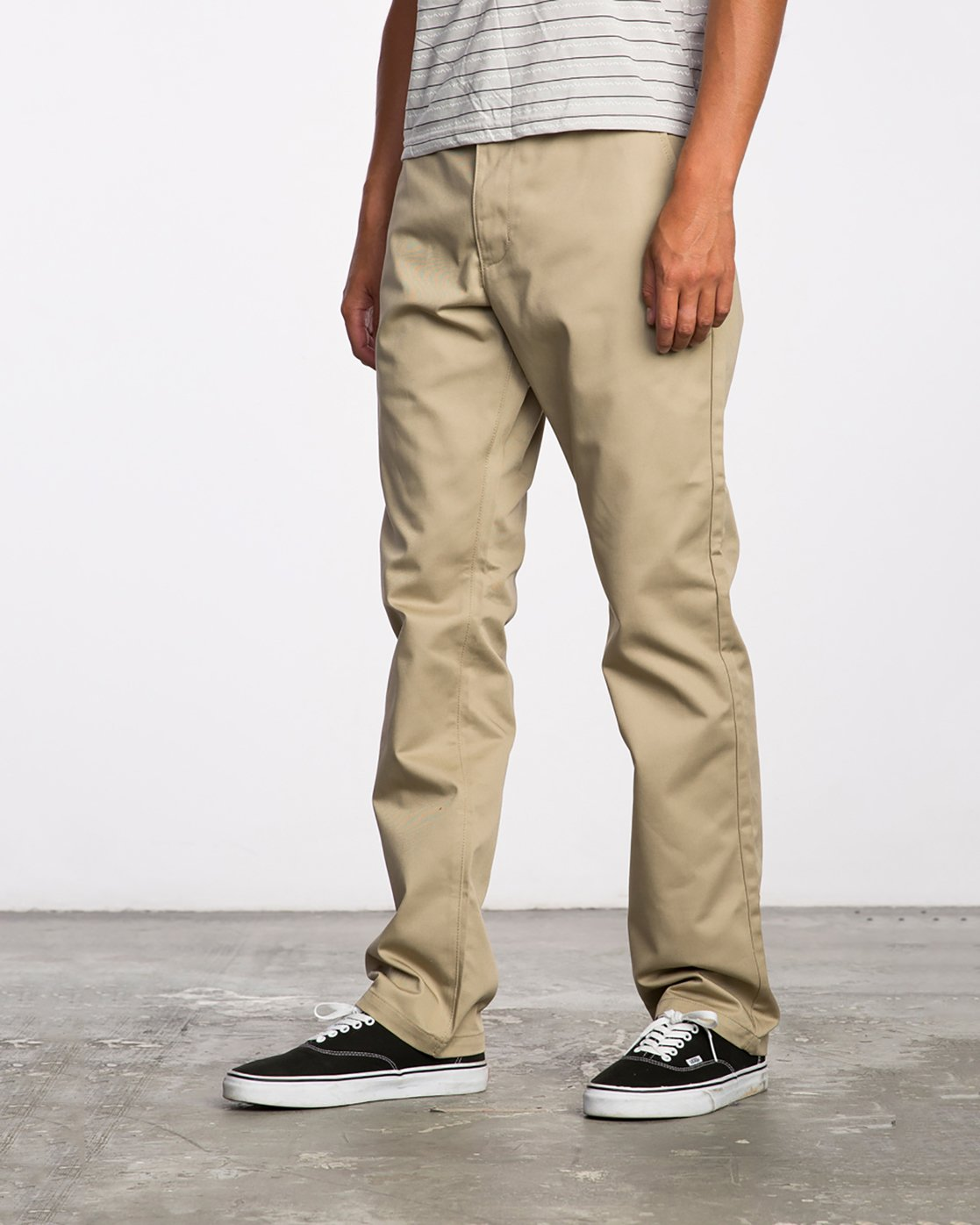 1 Weekend Stretch  - Trousers Green F1PTRARVF7 RVCA