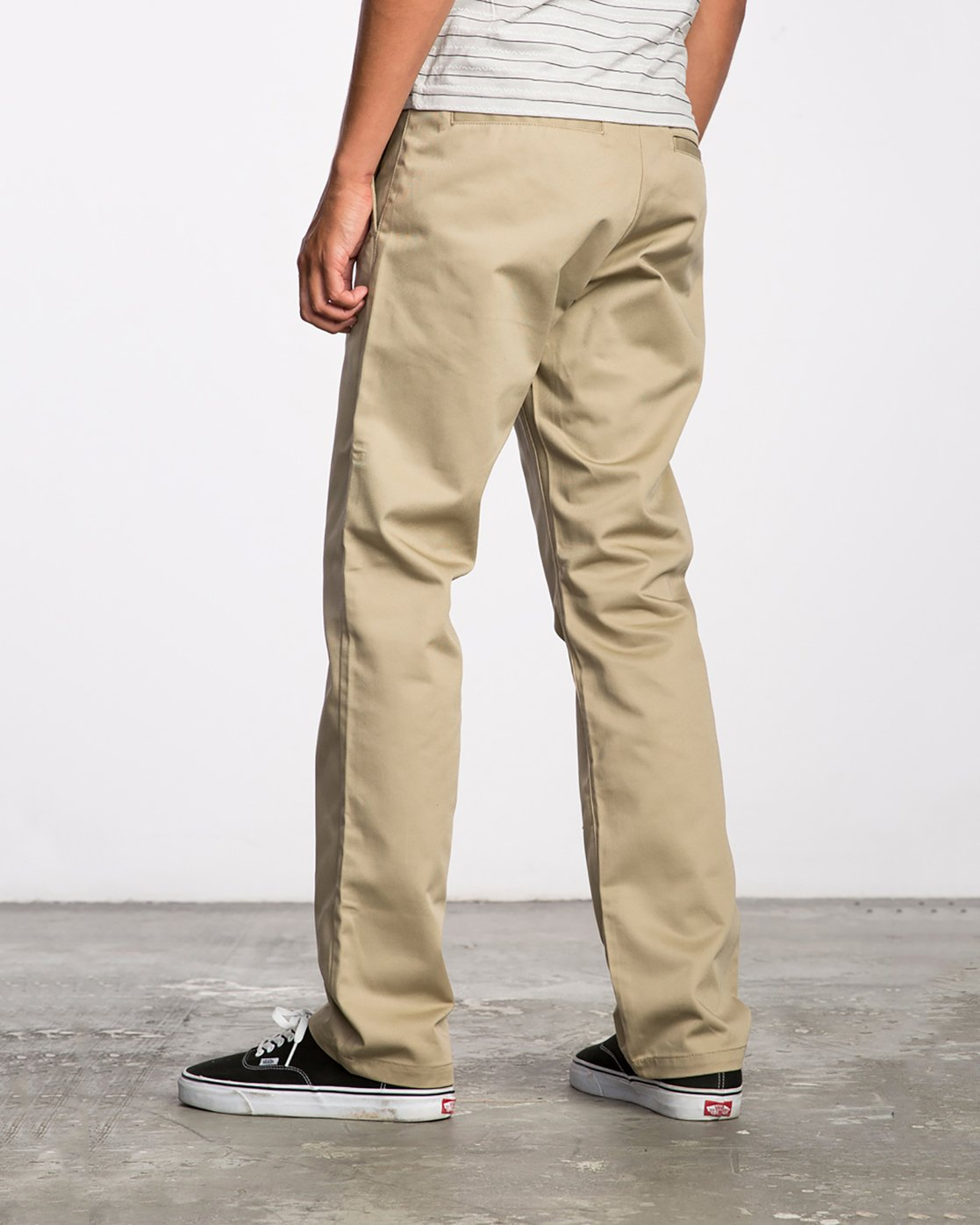 2 Weekend Stretch  - Trousers Green F1PTRARVF7 RVCA