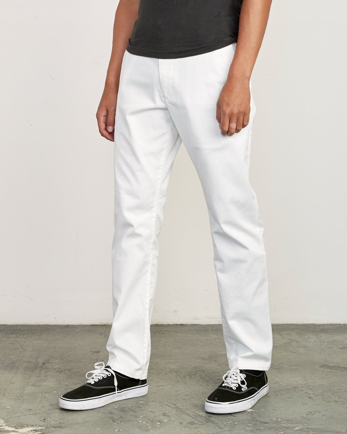 0 Weekend Stretch  - Pantalon pour Homme Blanc F1PTRARVF7 RVCA