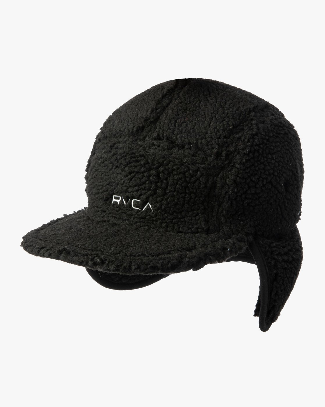 0 BOA FLEECE HOTH CAP Black GVYHA00100 RVCA