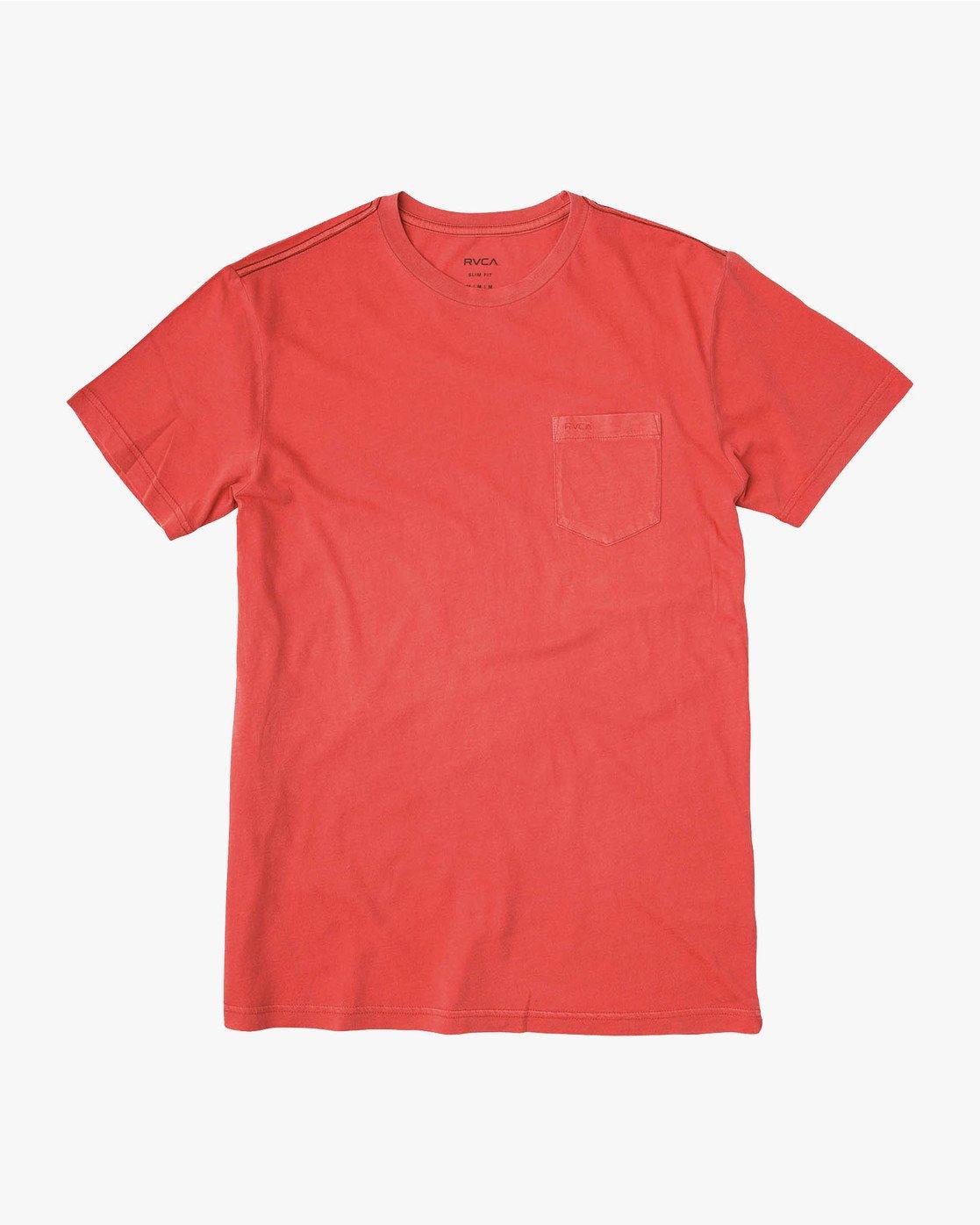 0 PTC 2 Pigment - T-Shirt pour Homme  H1KTRCRVP8 RVCA