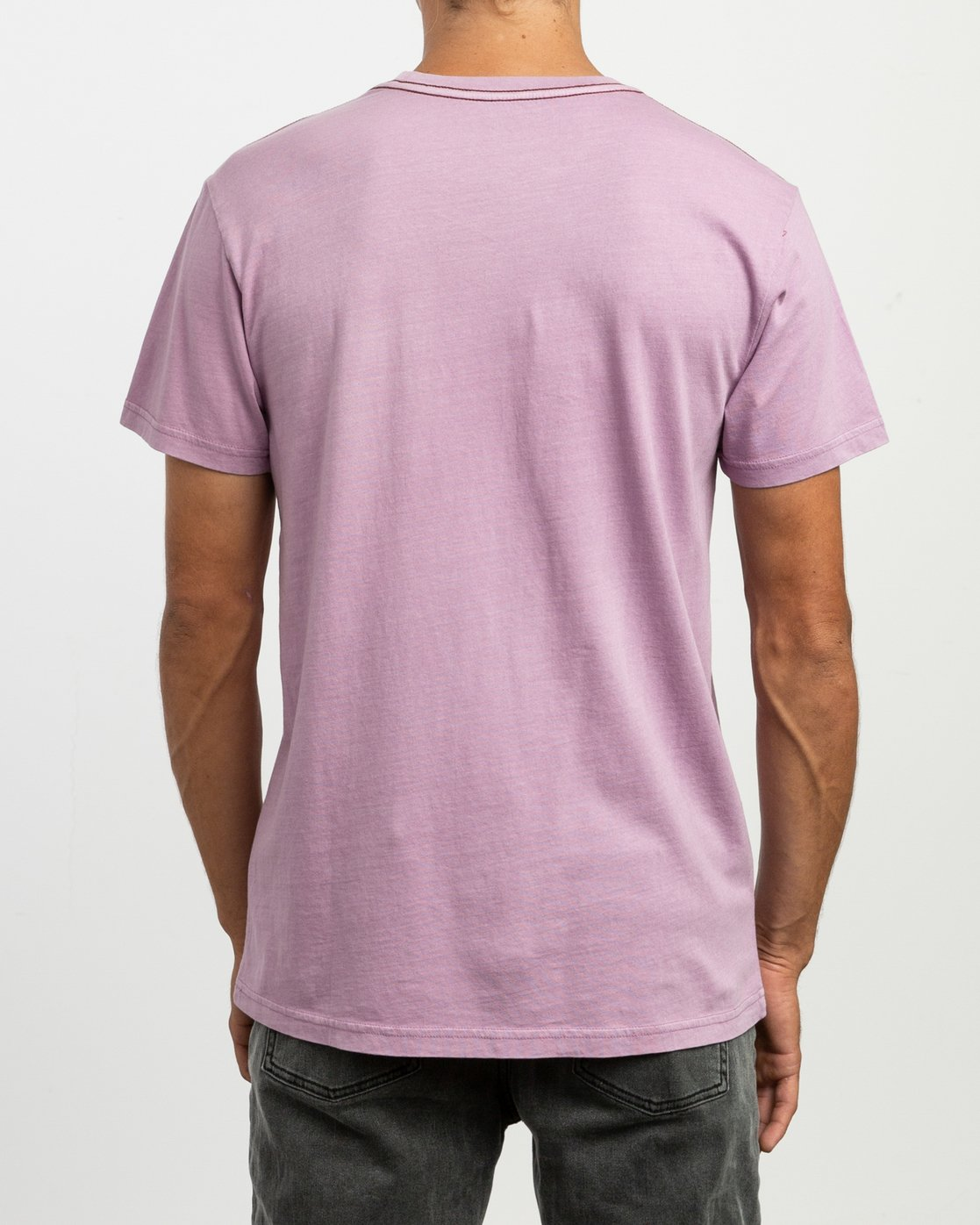 3 PTC 2 Pigment - Knit Top for Men Violett H1KTRCRVP8 RVCA