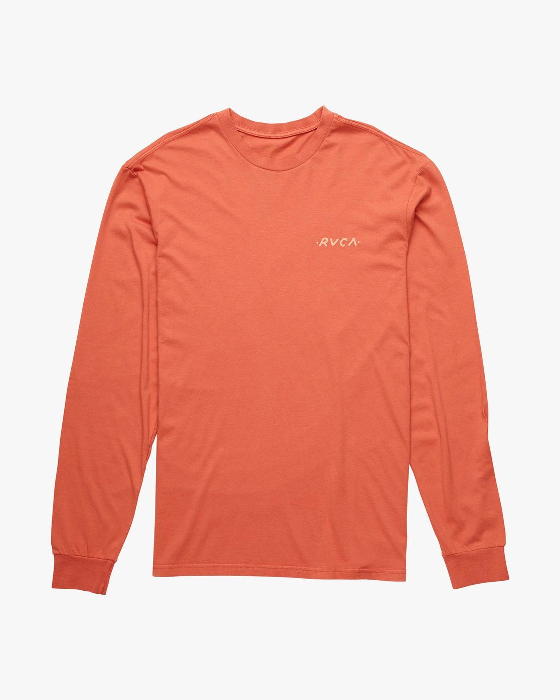 0 WOMENS DAY LS Red H1LSSGRVP8 RVCA
