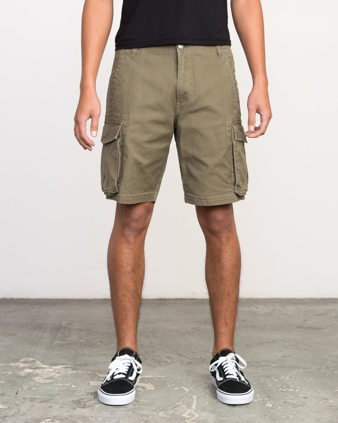 1 Wannabe Cargo - Short for Men  H1WKJORVP8 RVCA