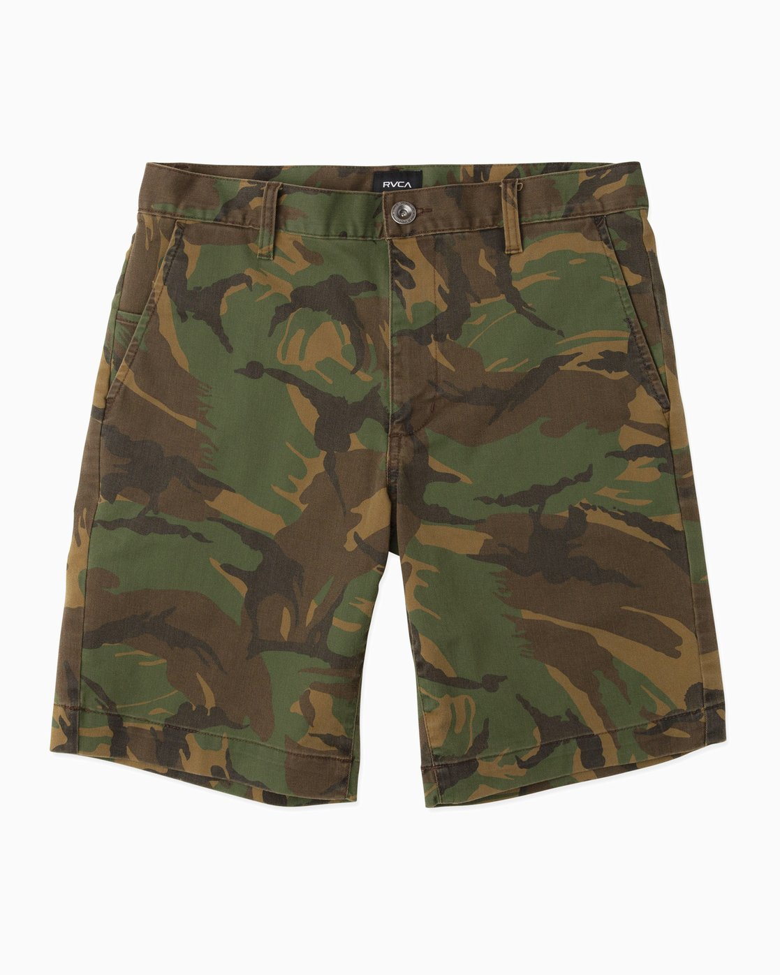 0 Weekend Stretch  - Short stretch pour Homme Camo H1WKRZRVP8 RVCA
