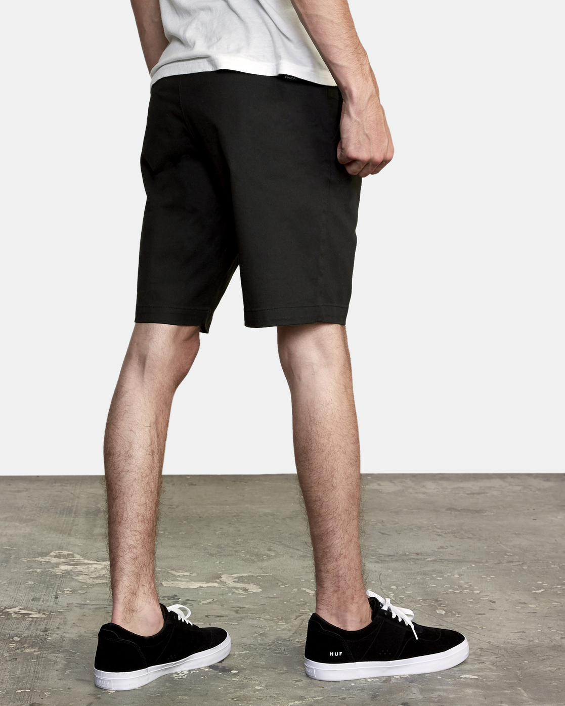 5 Weekend Stretch Short Black H1WKRZRVP8 RVCA