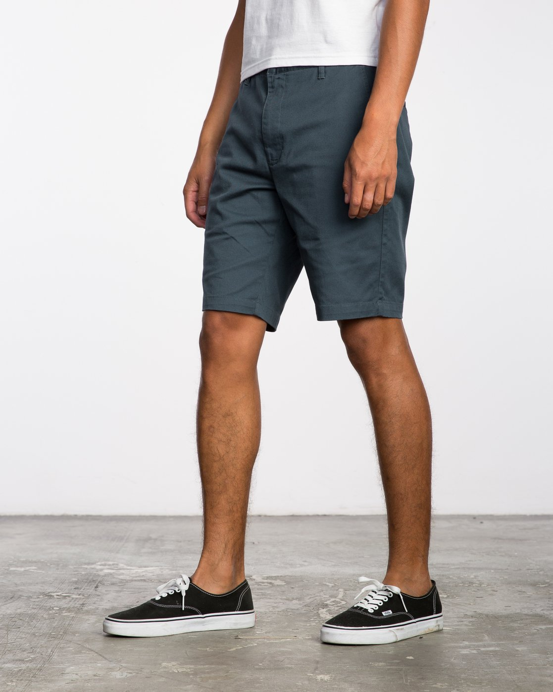 2 Weekend Stretch  - Pantalones cortos elásticos para Hombre Azul H1WKRZRVP8 RVCA
