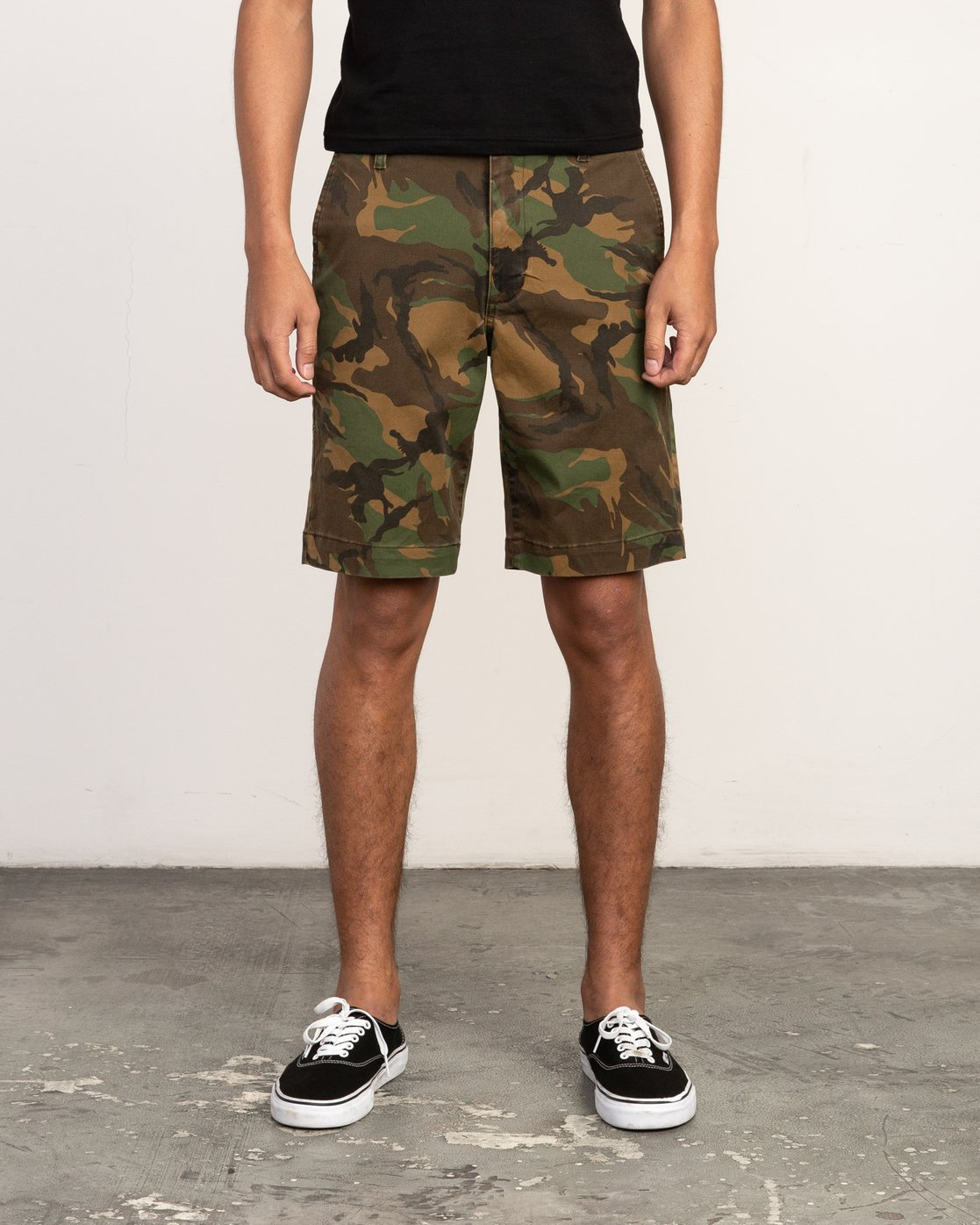 1 Weekend Stretch  - Short stretch pour Homme Camo H1WKRZRVP8 RVCA