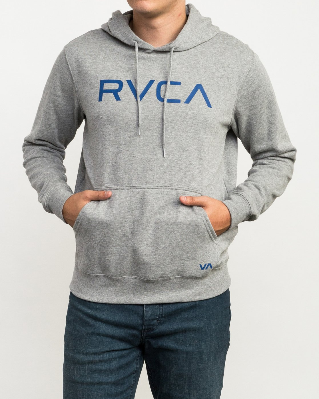 1 BIG RVCA PO Grey L1HORGRVF8 RVCA