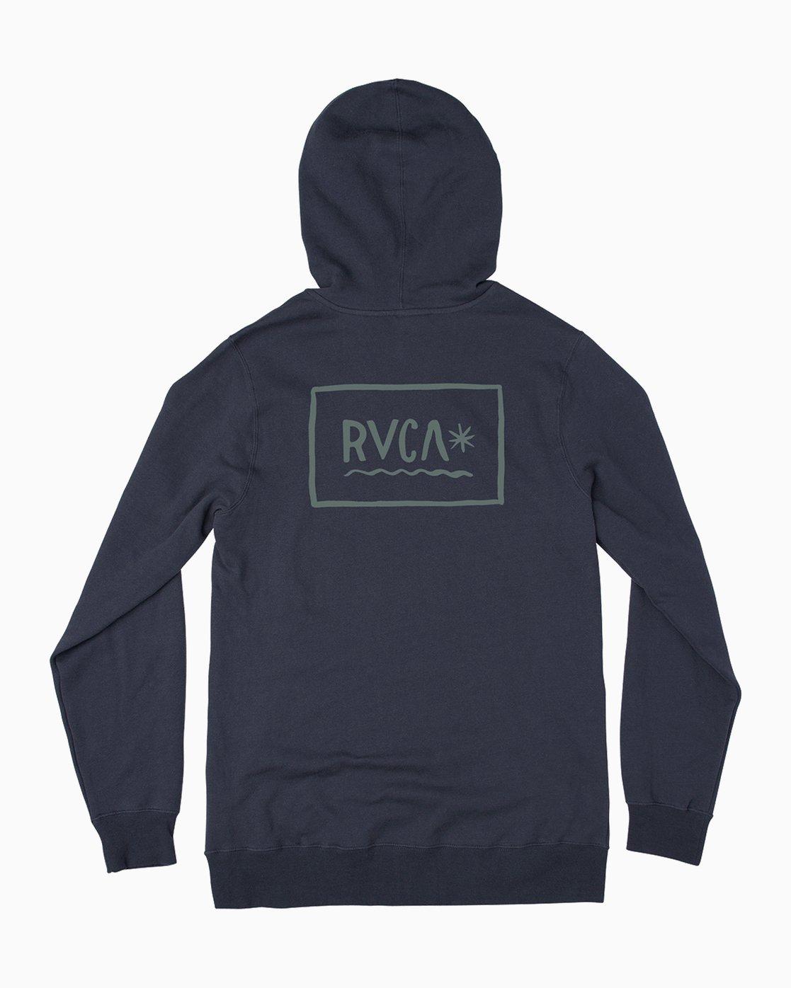 0 SQUIG PO Grey L1HORHRVF8 RVCA