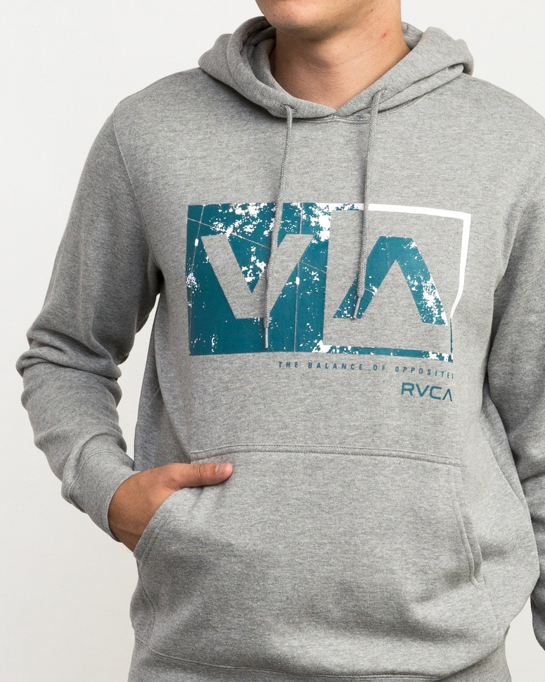 4 REFLECTION BOX PO  L1HORPRVF8 RVCA