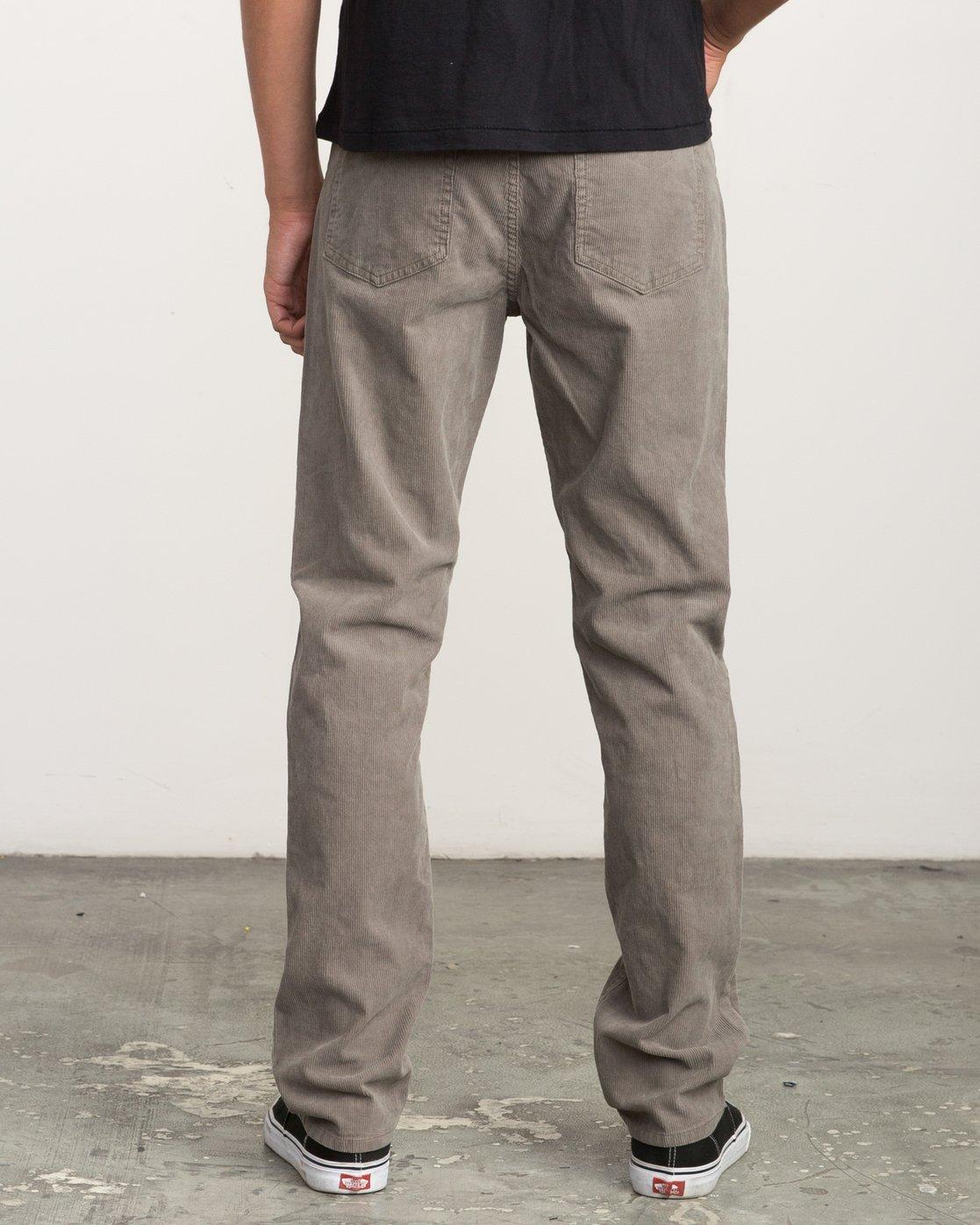 3 Campbell Bros Daggers - Pantalon en velours côtelé pour Homme  L1PNRDRVF8 RVCA