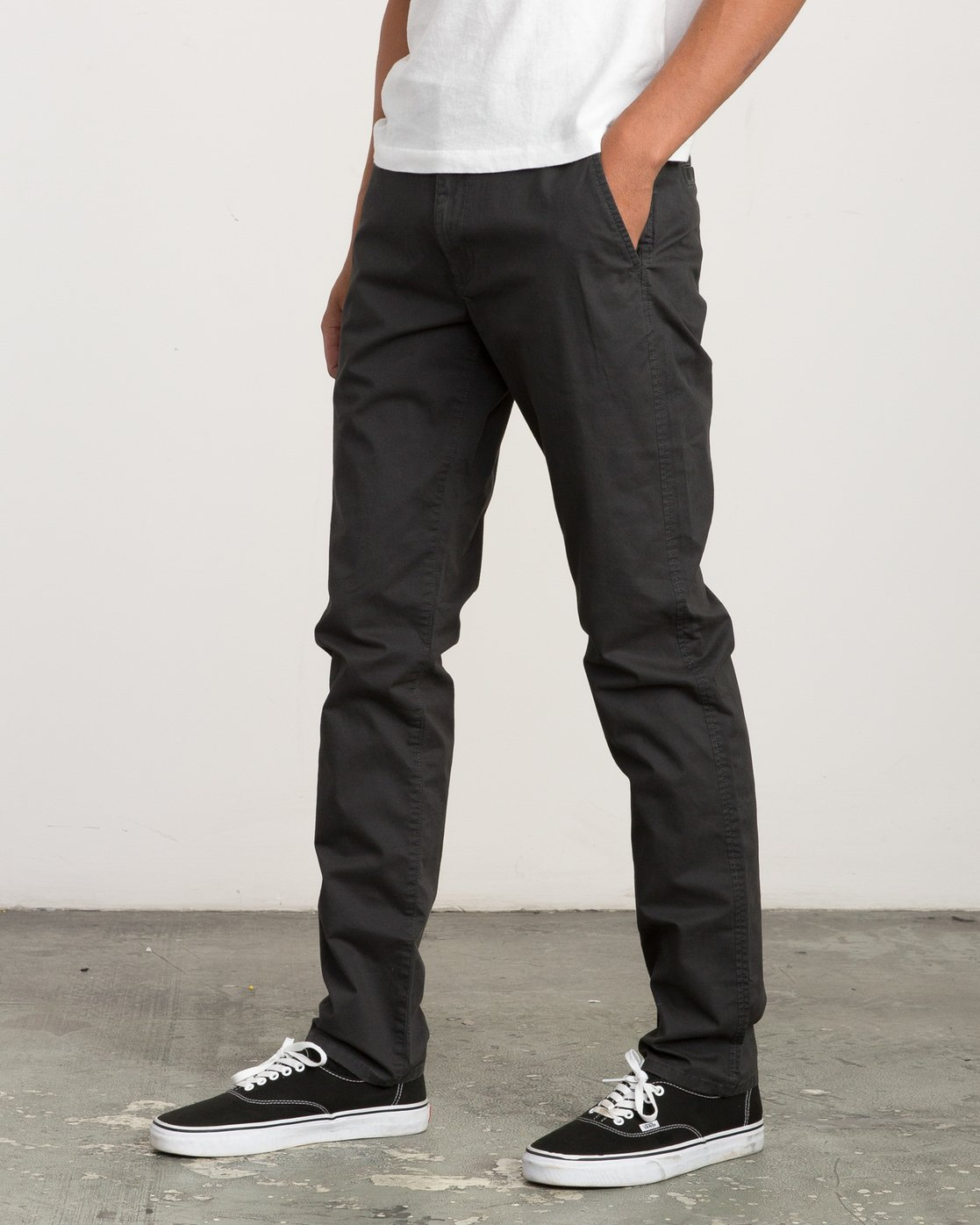 1 Daggers Chino - Chino pour Homme  L1PTRBRVF8 RVCA