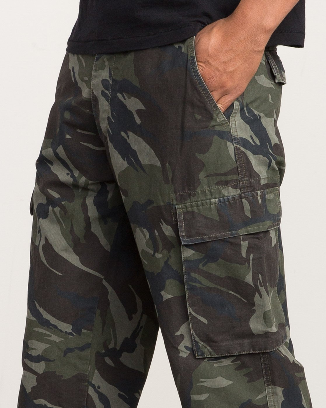 6 EXPEDITION CARGO PANT Camo L1PTRCRVF8 RVCA