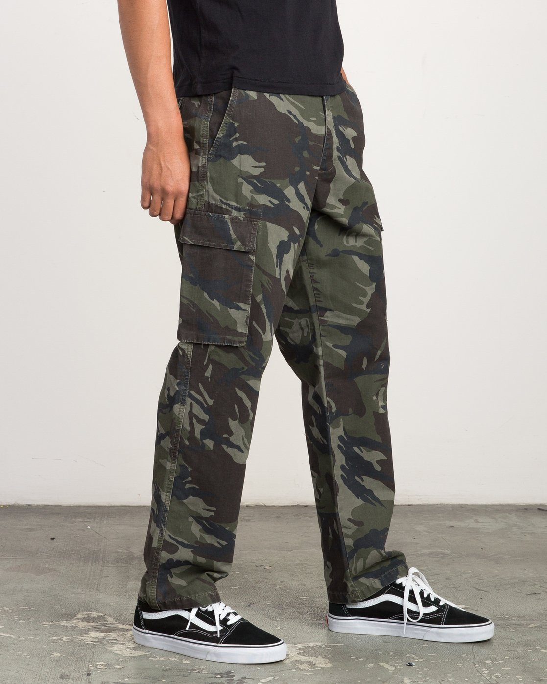 5 EXPEDITION CARGO PANT Camo L1PTRCRVF8 RVCA