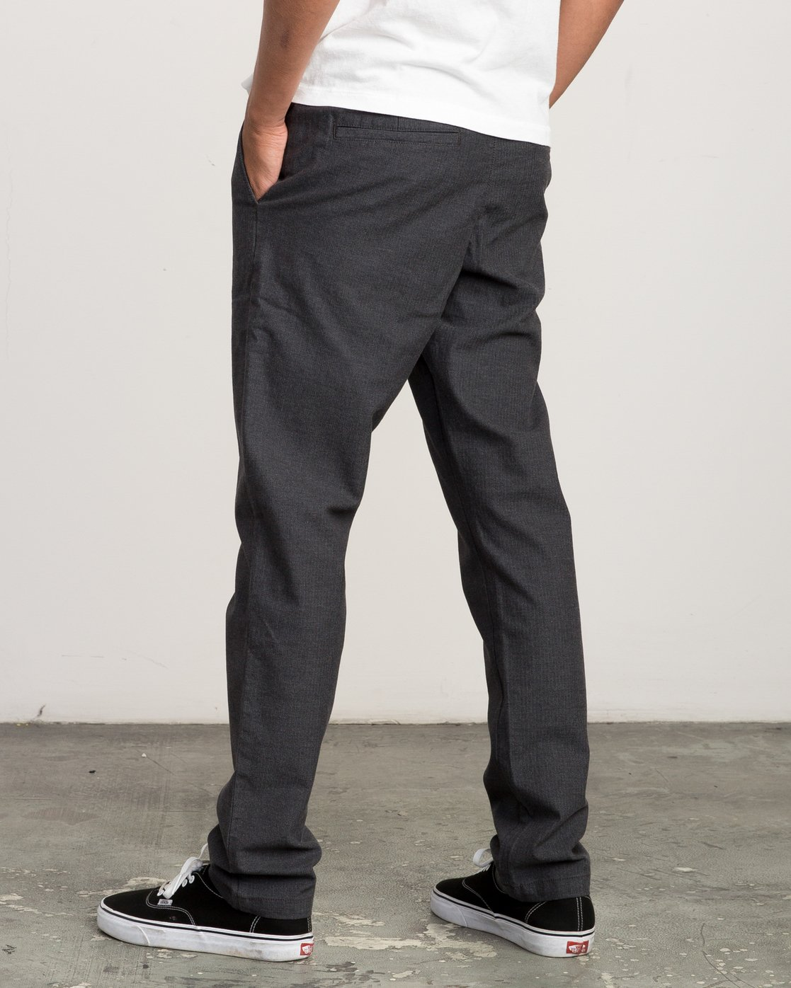 2 ALL TIME ARC PANT Black L1PTRGRVF8 RVCA