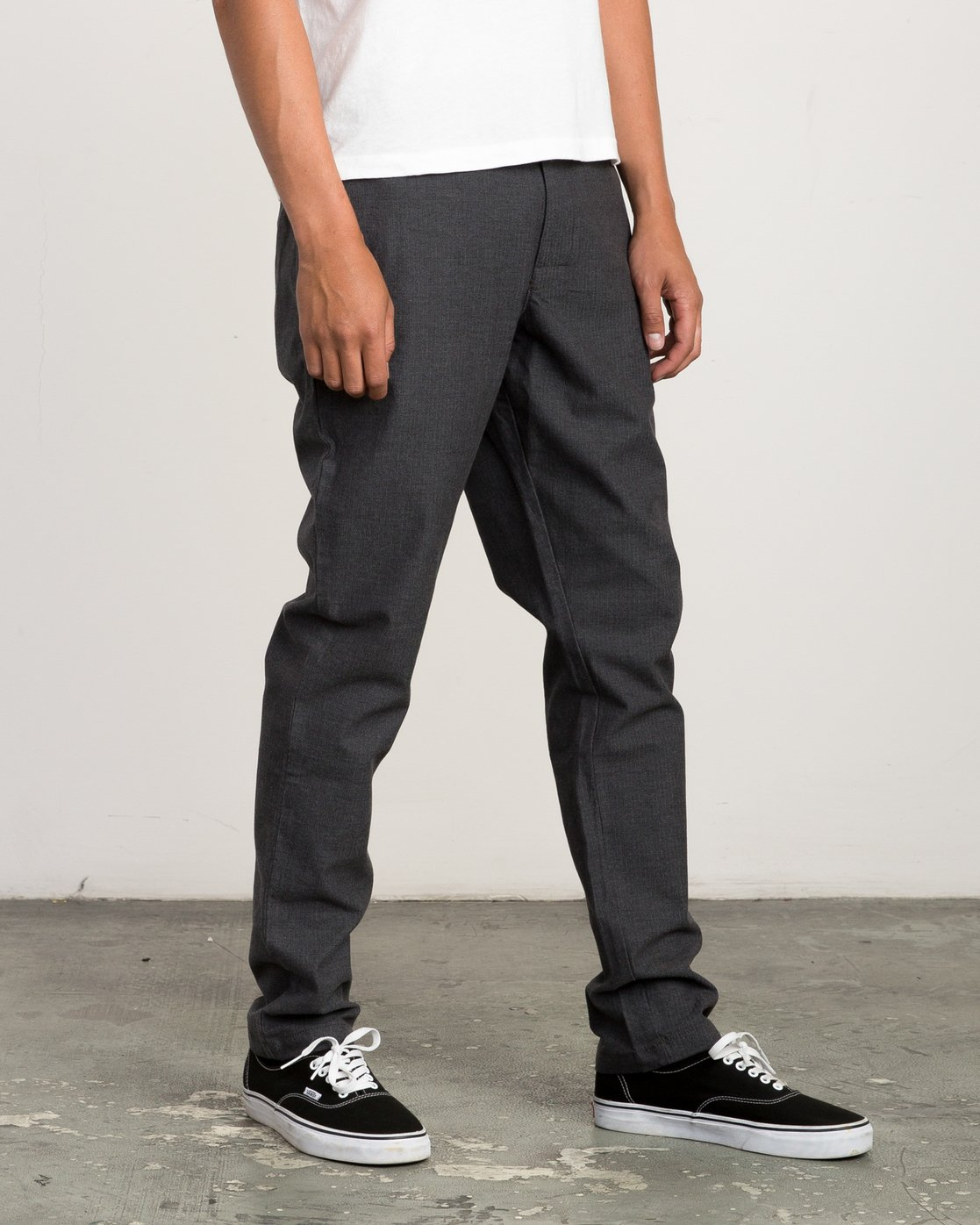 4 ALL TIME ARC PANT Black L1PTRGRVF8 RVCA