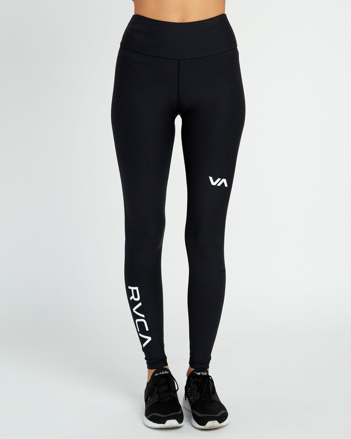 1 VA Performance - Sports Legging for Women  L4PTWARVF8 RVCA