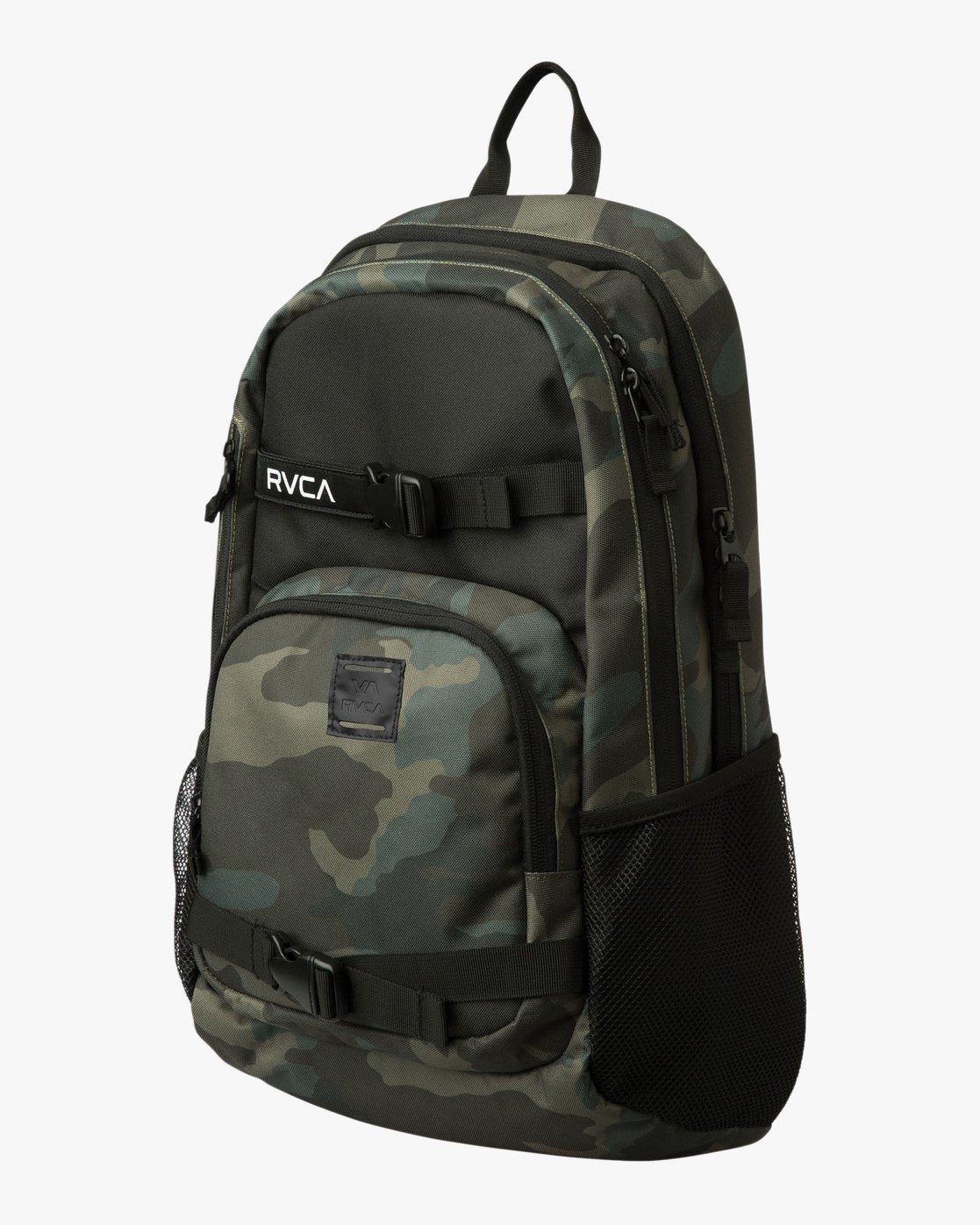 0 Estate Delux Backpack Camo L5BPRBRVF8 RVCA