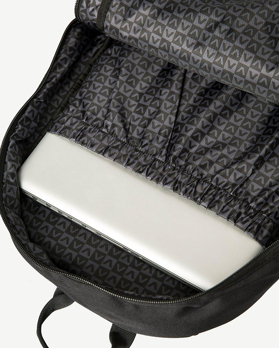 2 Estate Backpack Black L5BPSARVF8 RVCA