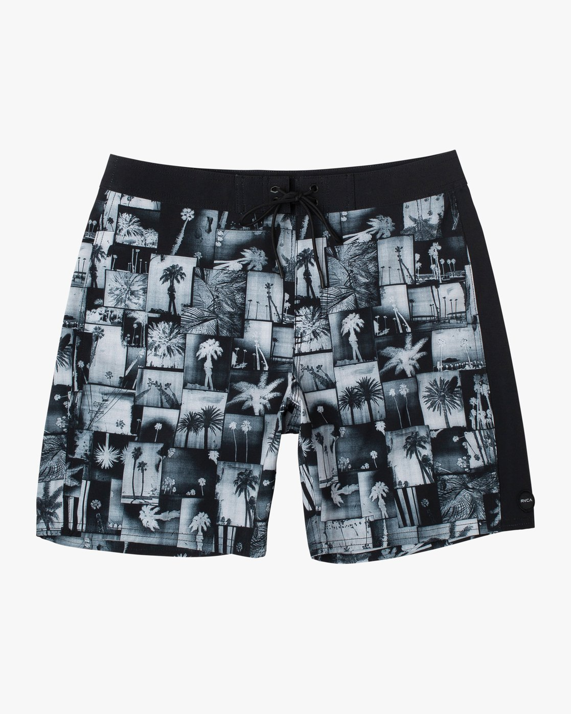"0 Nash 18"" Boardshort Black M101VRNT RVCA"