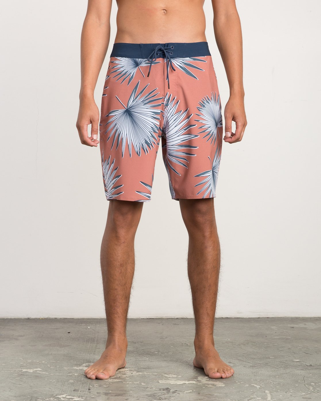 "1 Varca 20"" Boardshort Brown M102QRVA RVCA"