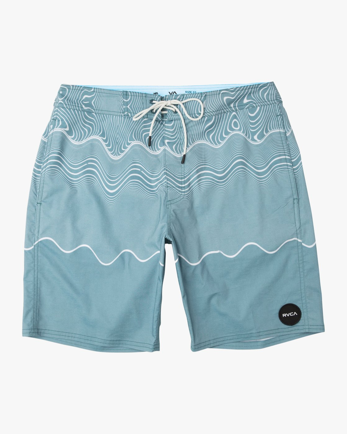 "0 Pulled Lines 19"" Trunk Blue M149TRPU RVCA"
