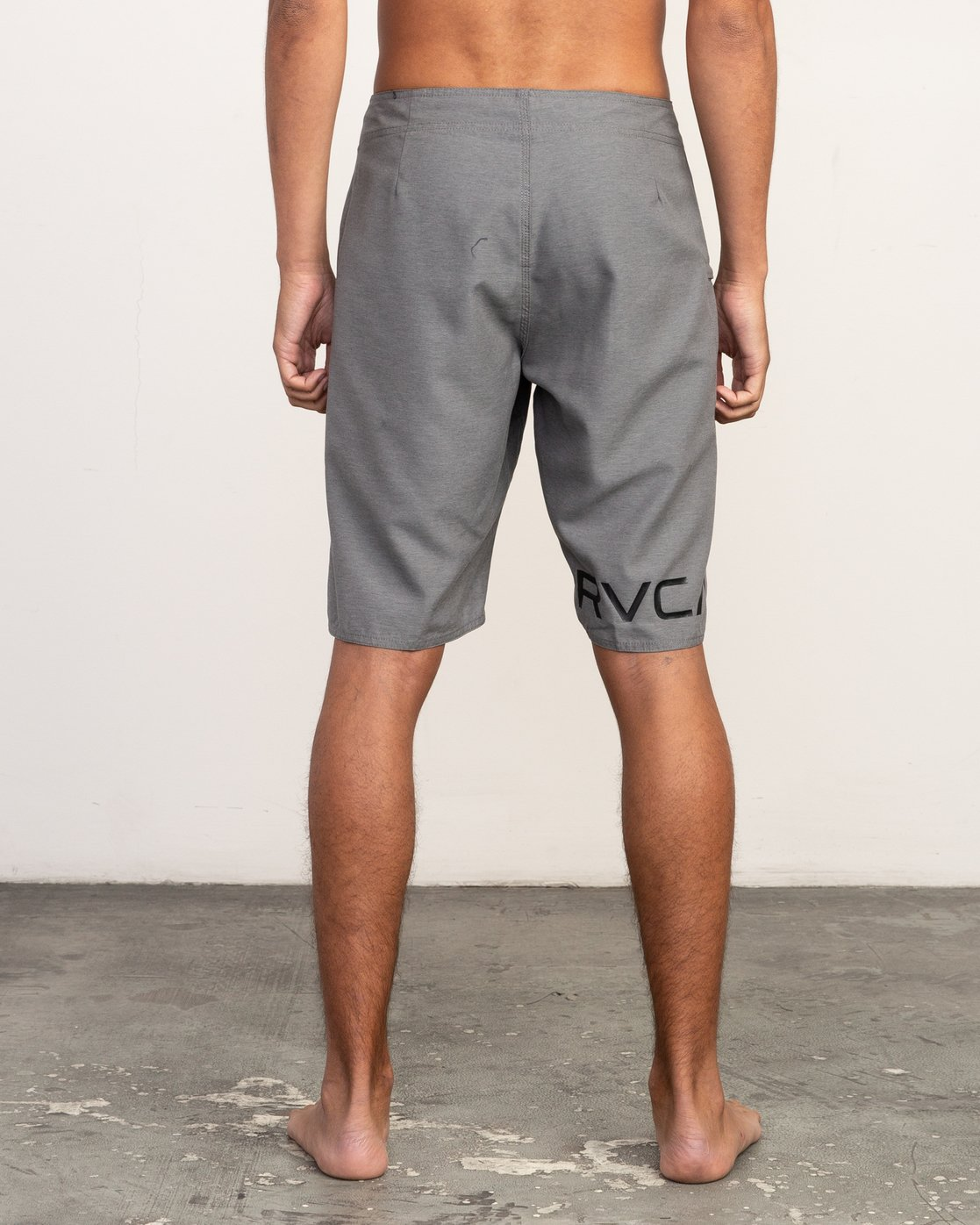 "4 Upper 20"" Boardshort Grey M166TRUP RVCA"